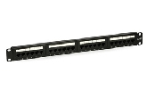 Patch Panel cat. 5e 24 porty